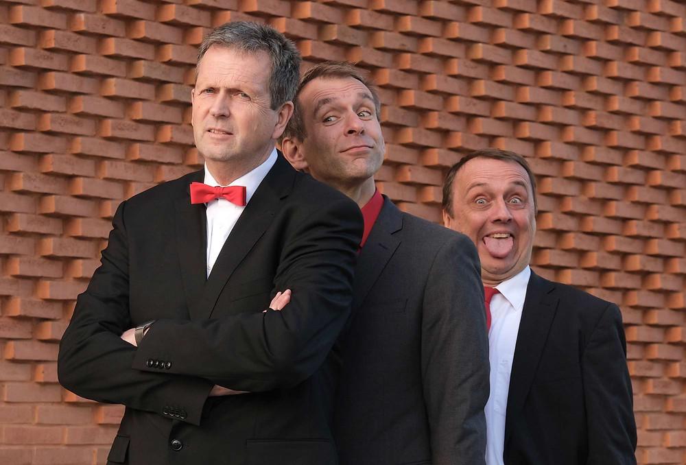 Das satirische Trio aus Münster - Storno