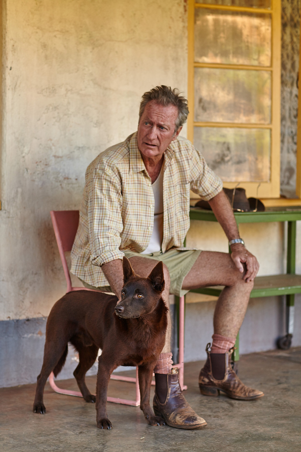 Brian Brown in Red Dog - Hundefilm