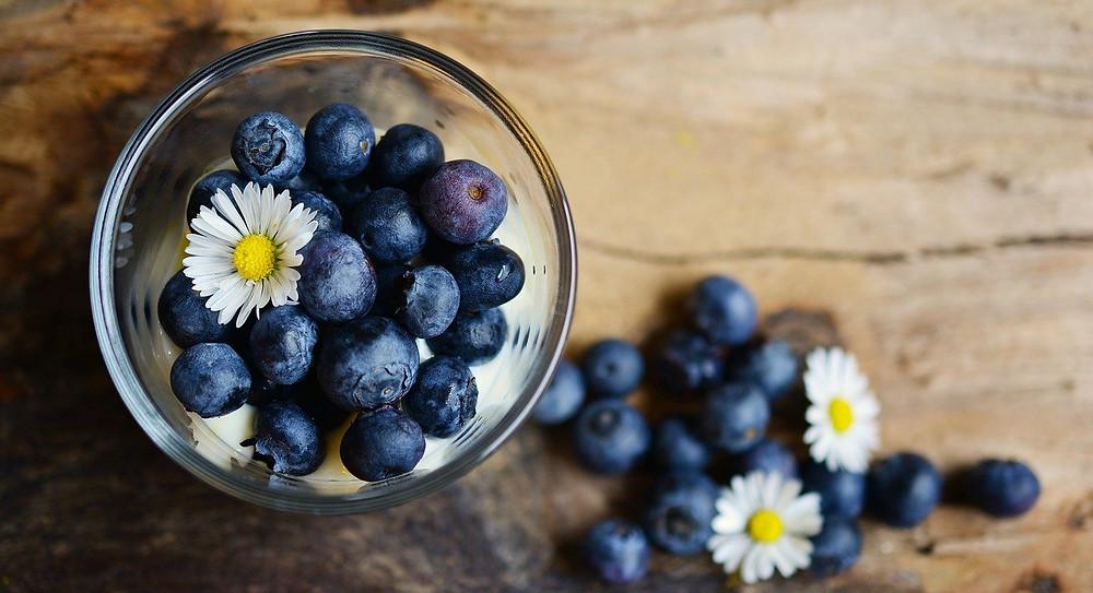 Heidelbeeren sind ein Superfood und reich an Antioxidantien