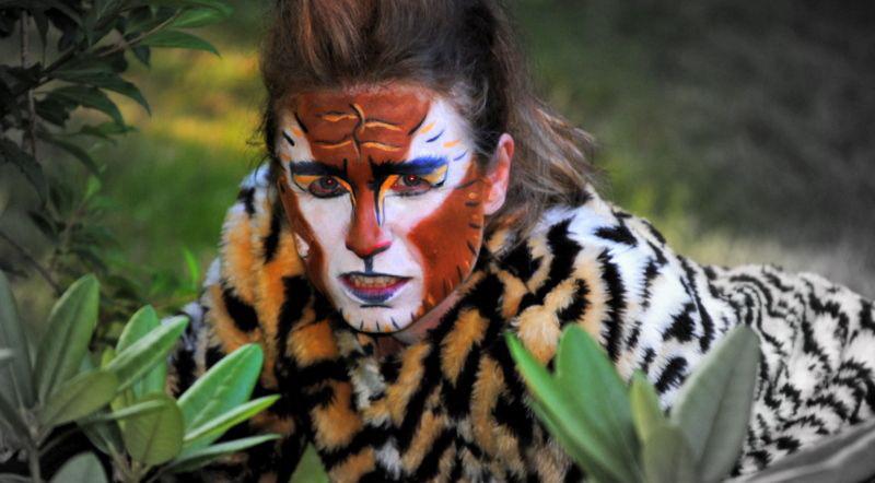 Baghira aus dem Dschungelbuch