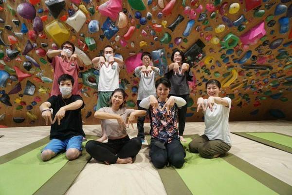 manami YOGA開催しました。