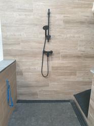 la douche