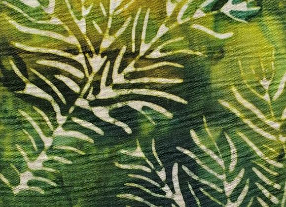 Tie-Dye Leaf