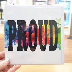 Customer Proud Card