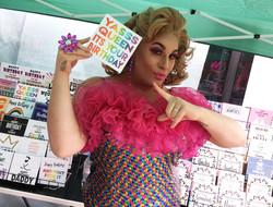 Oldham Pride Market 2018 KY Kelly