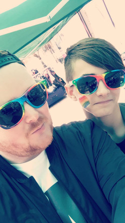 Oldham Pride Market 2018