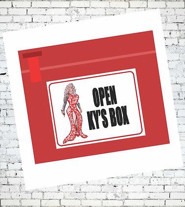 OPEN KYS BOX!
