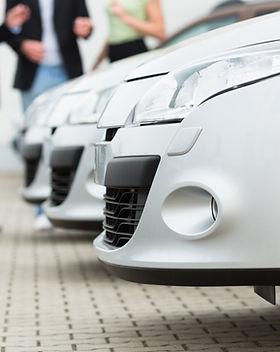 Carros blancos