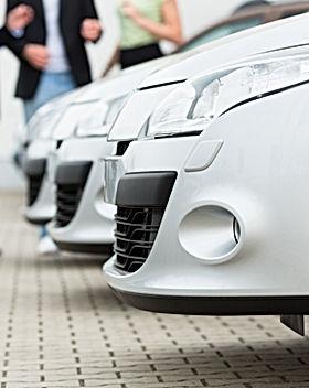 White Cars