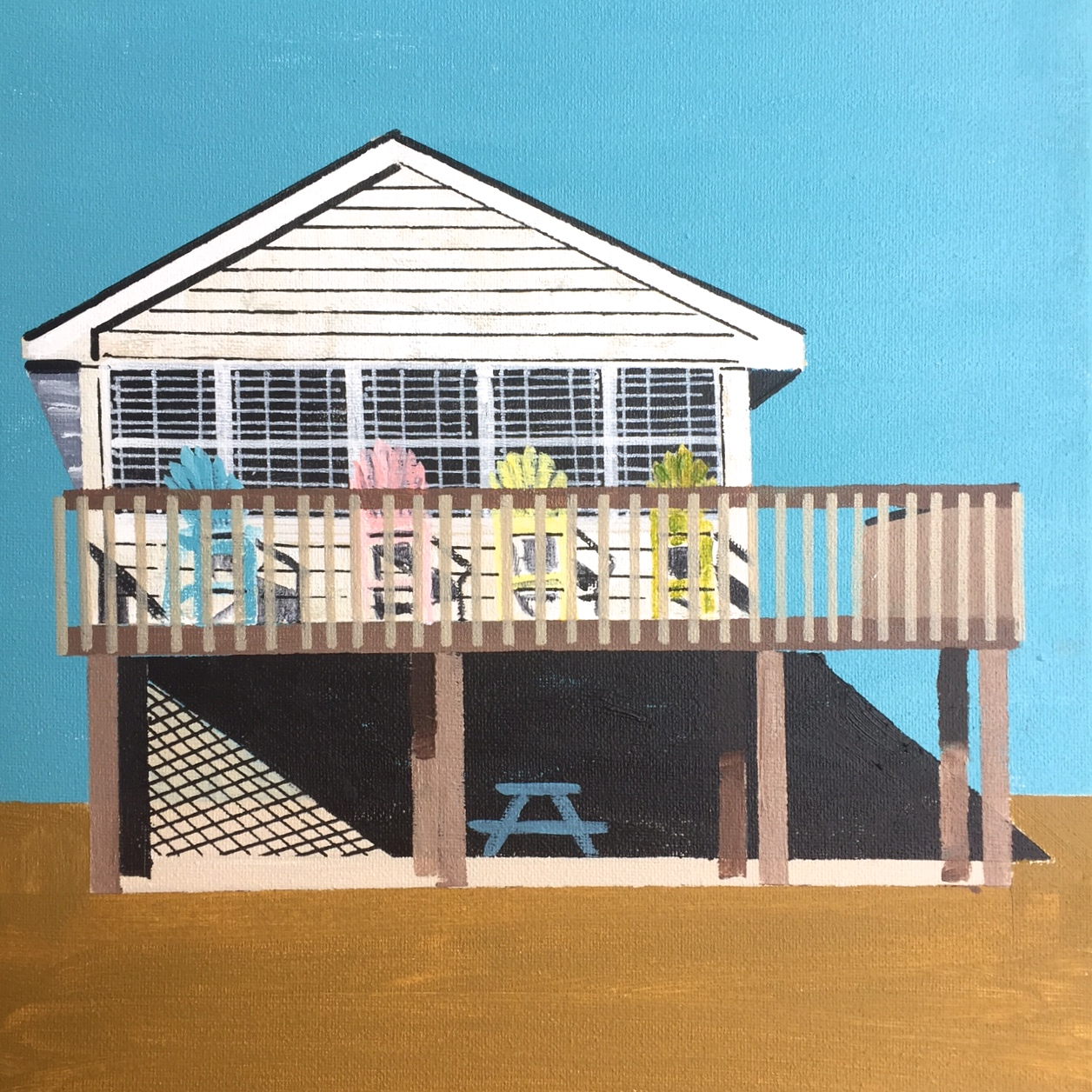 Beach House #4
