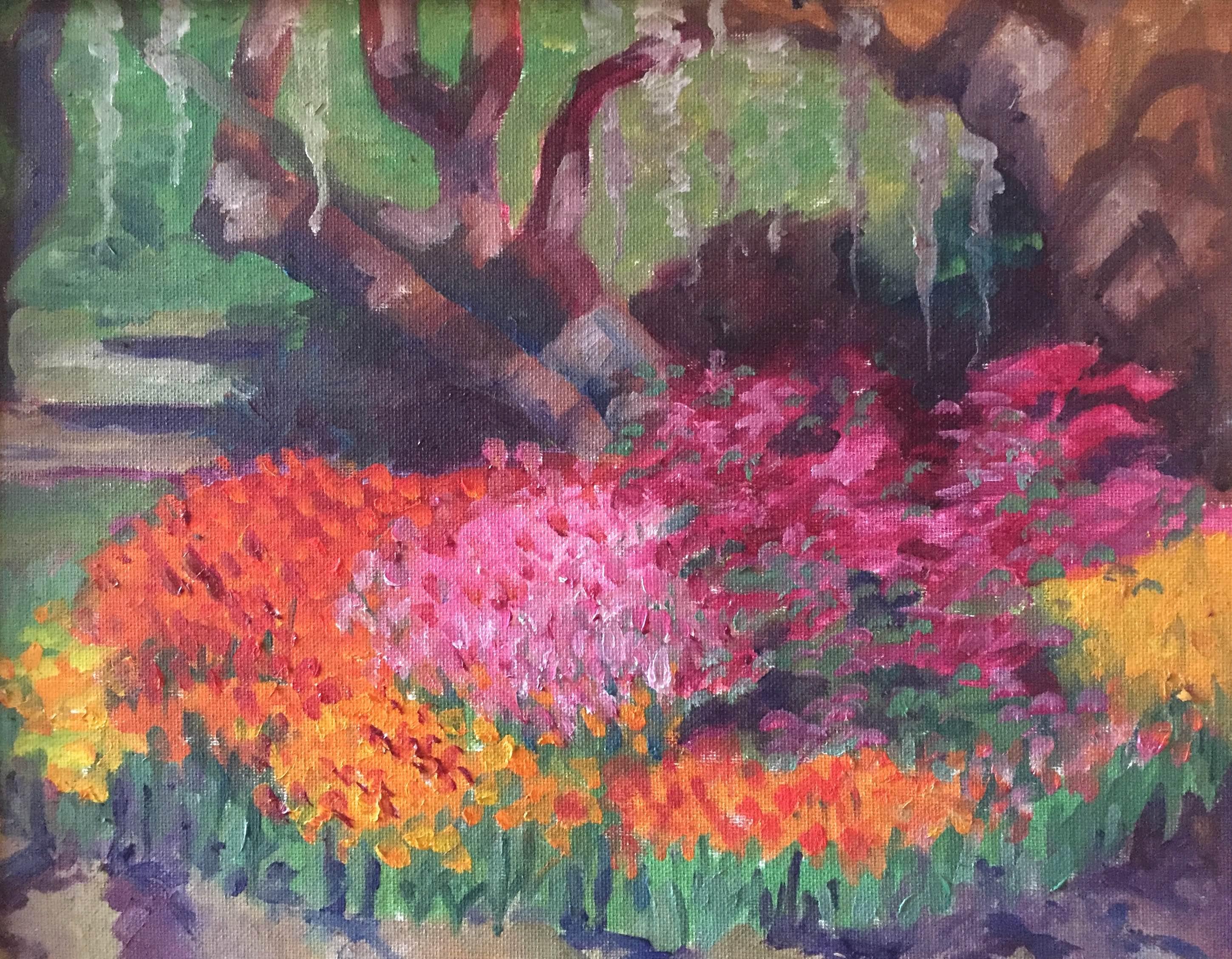Spring Arlie Gardens