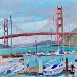 Golden Gate from Ft Baker