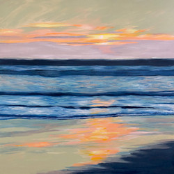 Pacific at Twilight