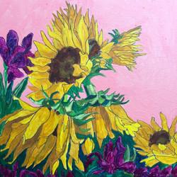 Day 8 Sunflowers