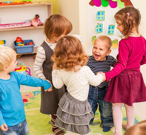 Group of little children dancing_edited.