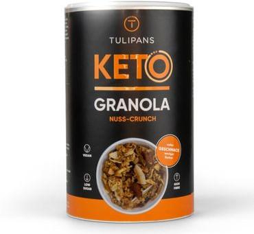 Low-Carb Granola Rezept und Kauftipp