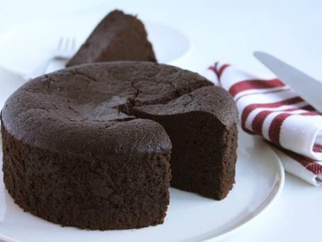 Kakao-/Marmeladenkuchen