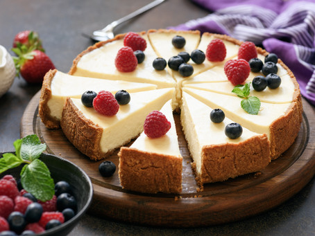 Locaba´ s Low-Carb Cheesecake