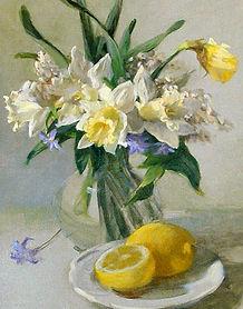 Daffodill and Lemons.jpg