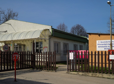 Bicske refugee camp to close at the end of December