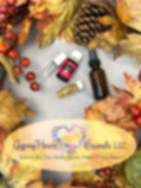 October Product Image - abundance and fo