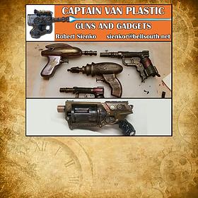 Captain Van Plastic