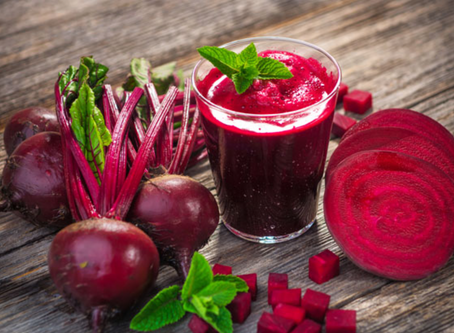 The Beauty of Beets