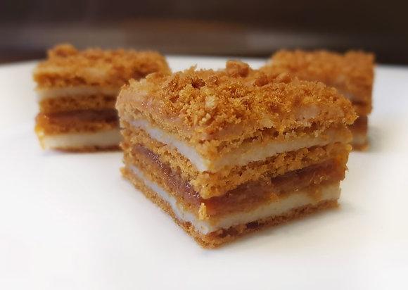 Prăjitură cu miere și gem de casă (1kg)