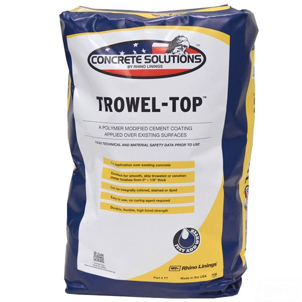 TROWEL TOP