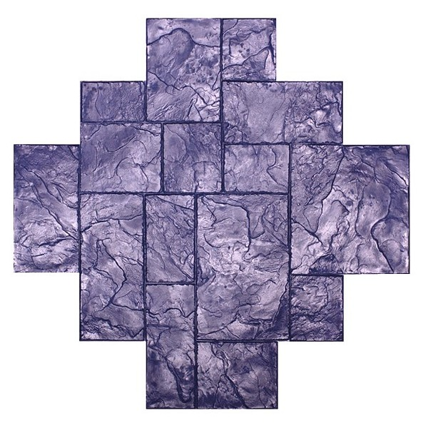 Rotating Blue Aslhar Stone