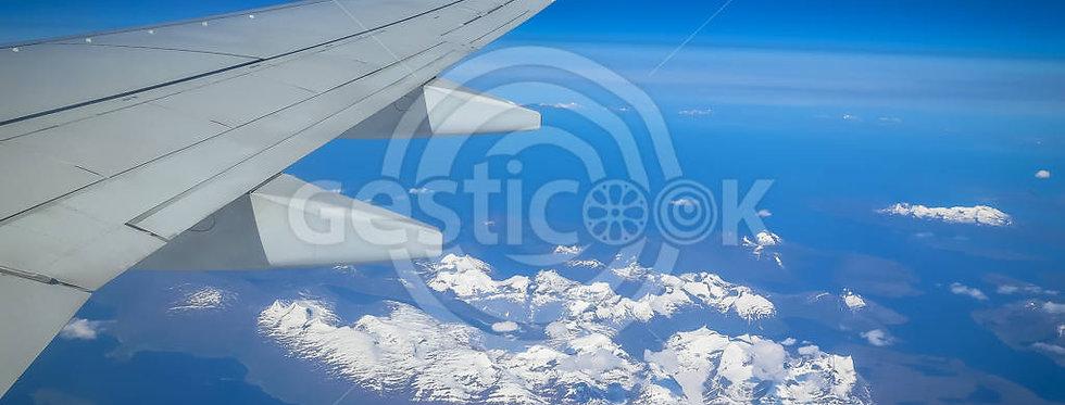 Janela de avião