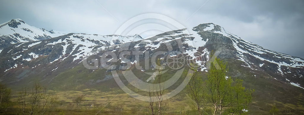 Montes da Noruega