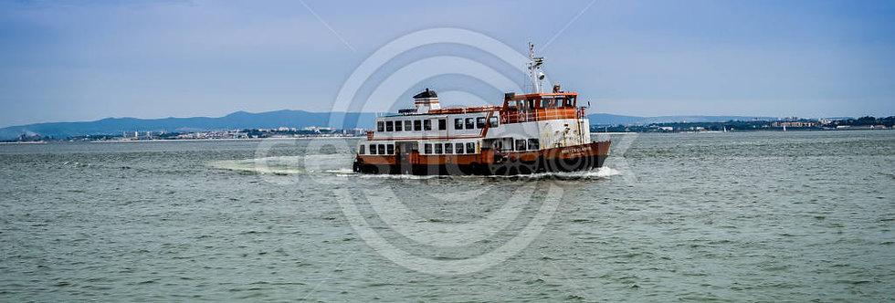 Barco do Rio Tejo