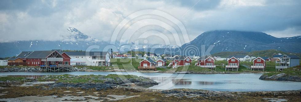 Aldeia na Noruega