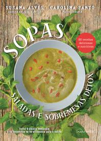 Sopas Saladas e Sobremesas Detox