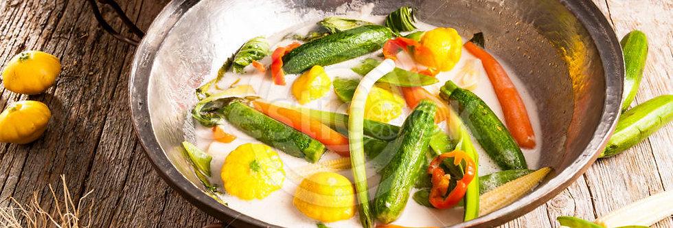 Cataplana de Legumes