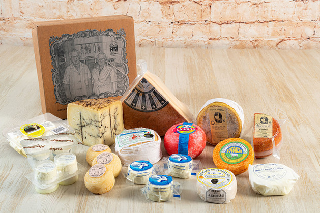National & Regional Cheeses