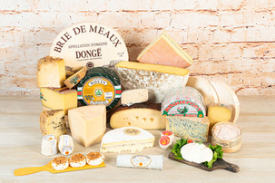 Foreign Cheeses