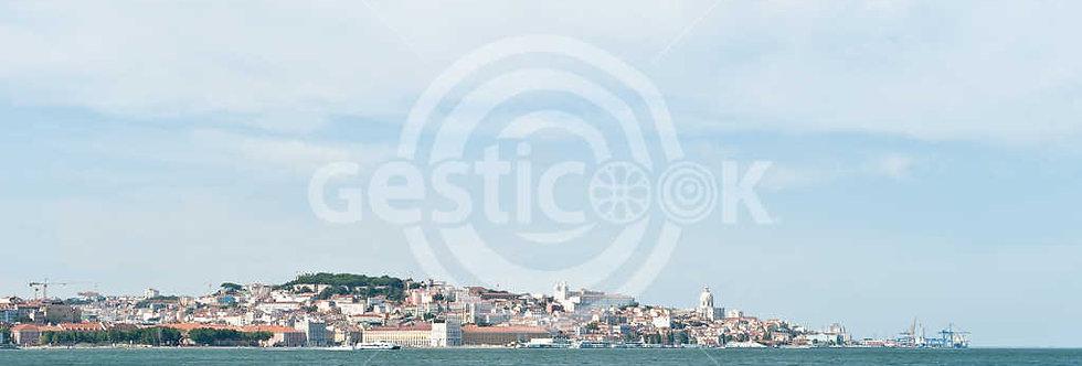 Rio Tejo e Lisboa