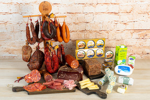 Charcuterie & Milk products
