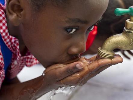 Projet d'eau et assainissement au Ghana