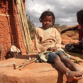 Centre de santé primaire à Madagascar