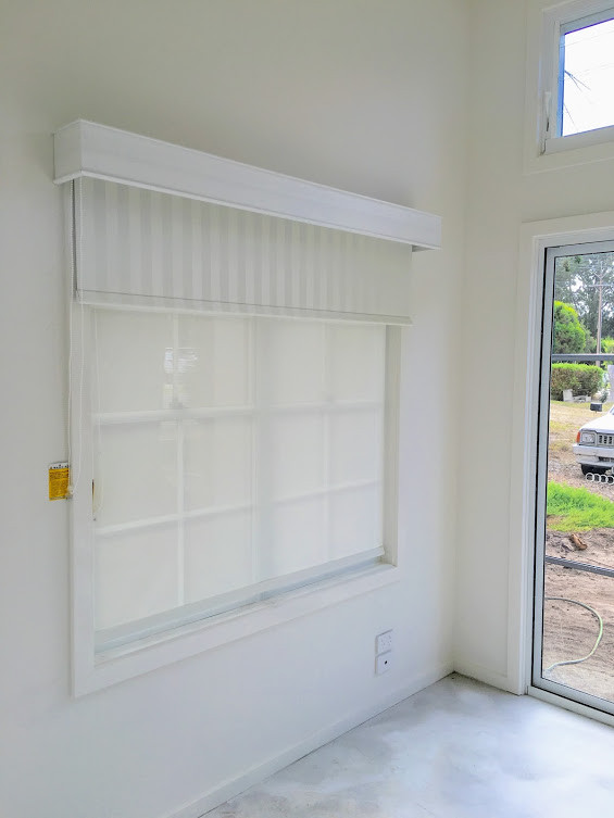 Combo Roller Blinds - Design Ideas