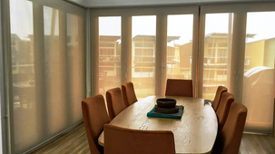 Some recent installations of Roller Blinds