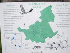 Cefnsuran farm map.jpg