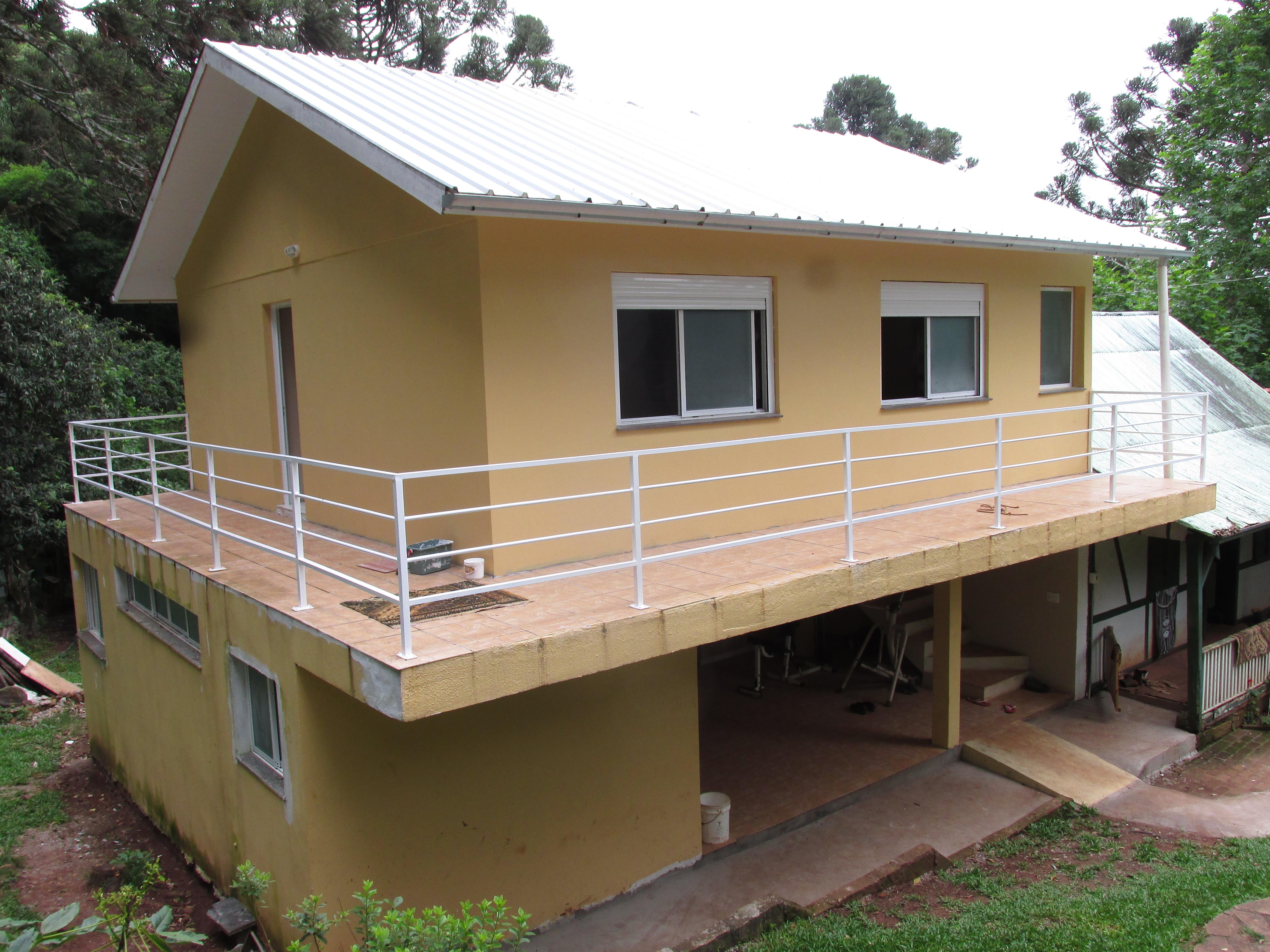 Novo alojamento concluído em 2014