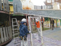 「いいいろ塗装の日」11月16日にボランティア活動に参加しました