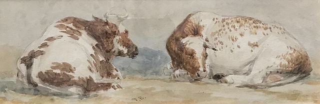 sketch of two cows signed  T.B..jpg