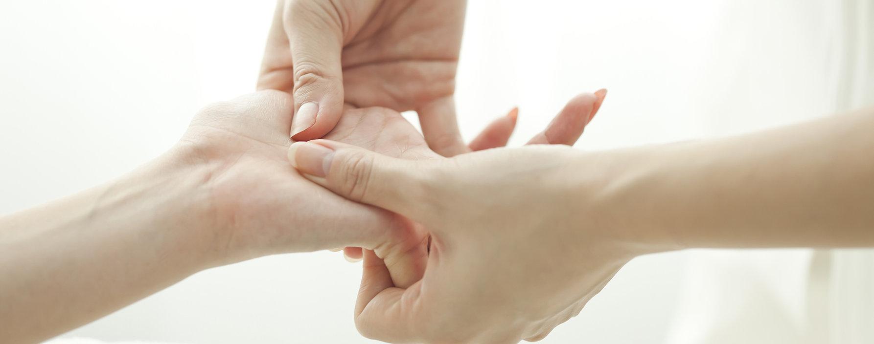 Pressure point massage 1