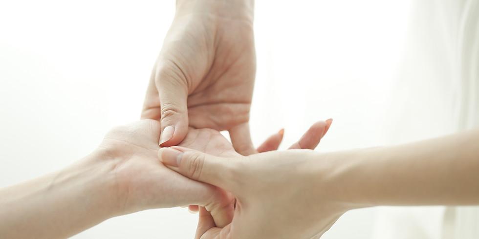 le toucher dans les soins